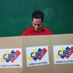 Ejerciendo el derecho soberano al voto