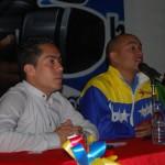 Diputado Robert Serra, ministro Héctor Rodríguez